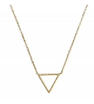 Triangle Necklace SPUNKYsoul Collection Small - CT1883AI80S