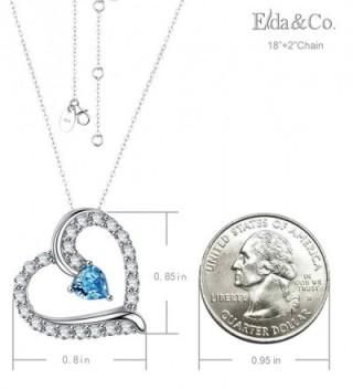 Birthday Birthstone Aquamarine Swarovski Jewelry 20