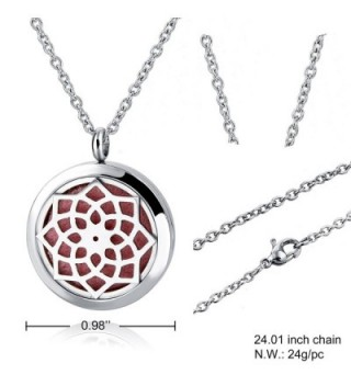 Sunflower Stainless Essential Diffuser Choker
