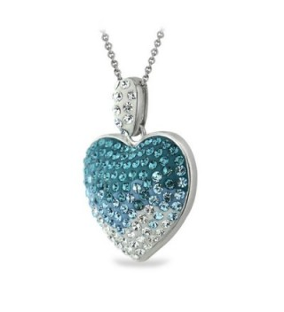 Bria Lou Necklace Swarovski Crystals
