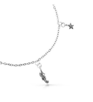 Bling Jewelry Nautical Sterling Silver in Women's Anklets