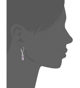 Swarovski Elements Sterling Leverback Earrings
