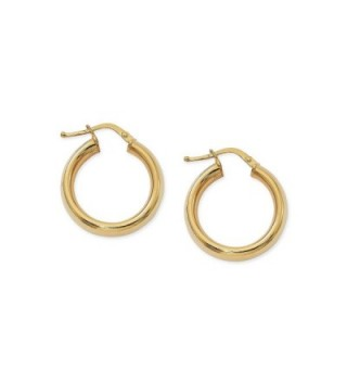Danecraft 24K Gold over Sterling Silver Earring Gift Box - CP1883SX878