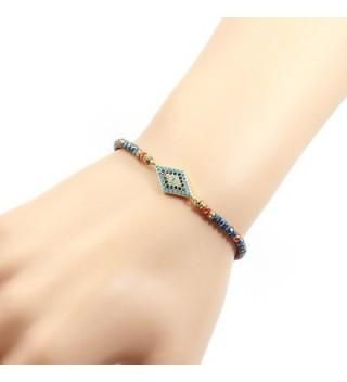 Tom Alice Bracelets Crystal Diamond shaped in Women's Link Bracelets