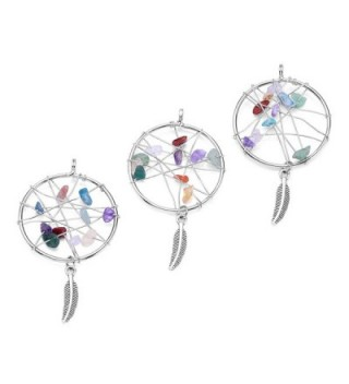 Top Plaza Dreamcatcher Gemstones Meditation