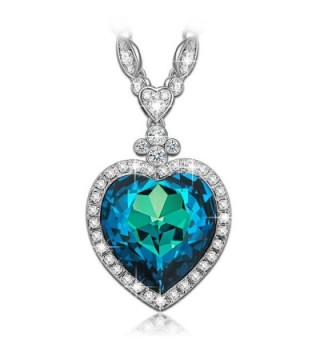LadyColour Valentines Necklace Swarovski Girlfriend - CE12ELKU4AL