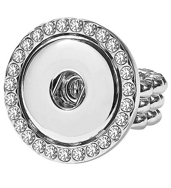 Ginger Snaps Stretch Snap Bling Ring - CU11J4JR8S7