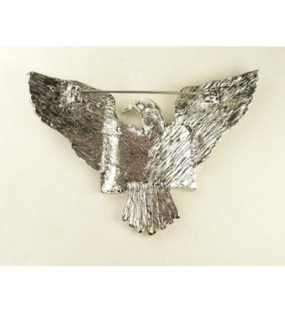 Love Country American Eagle Brooch