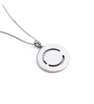 Sterling Jewelry Oxidized Vintage Necklace in Women's Pendants