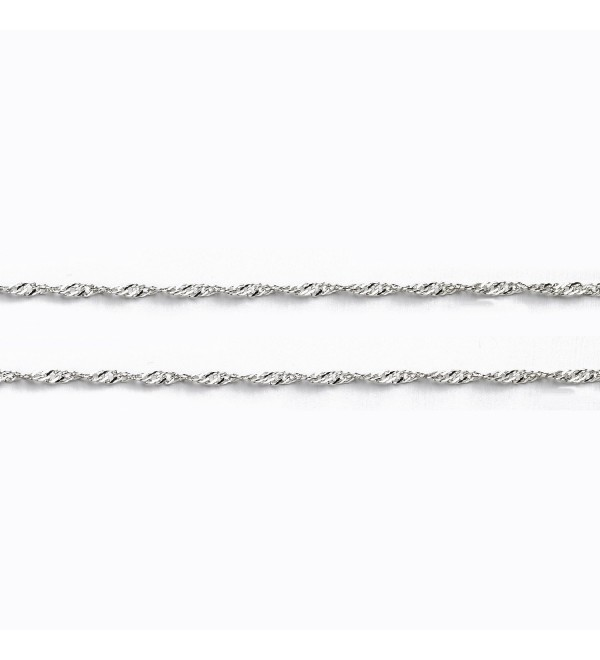 LIOR - singapore Sterling Silver chain 925 - - CR11GJ8VXJL