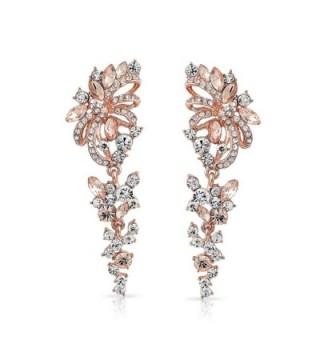 Bling Jewelry AlloyCrystal Chandelier Earrings