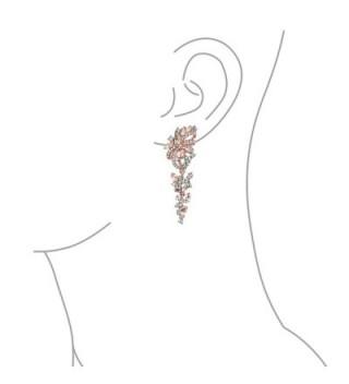 Bling Jewelry AlloyCrystal Chandelier Earrings in Women's Drop & Dangle Earrings