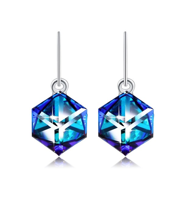 Earrings PLATO Swarovski Crystal Birthday - CD12K0VTX3P