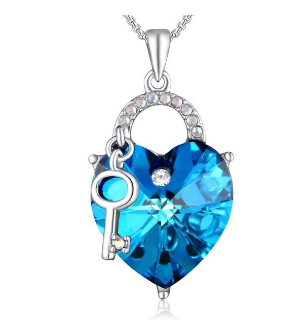 Necklace PLATO Swarovski Crystal Neckalce - CM12FZ1DPJD