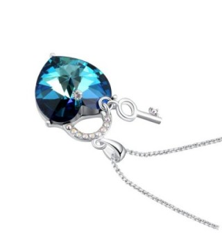 Necklace PLATO Swarovski Crystal Neckalce