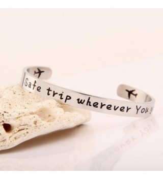 SEIRAA Traveler Bracelet Traveling Attendant