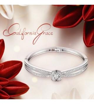 Anniversary California Bracelets Swarovski Crystals