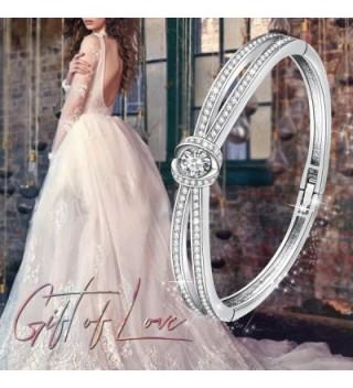 Anniversary California Bracelets Swarovski Crystals in Women's Bangle Bracelets