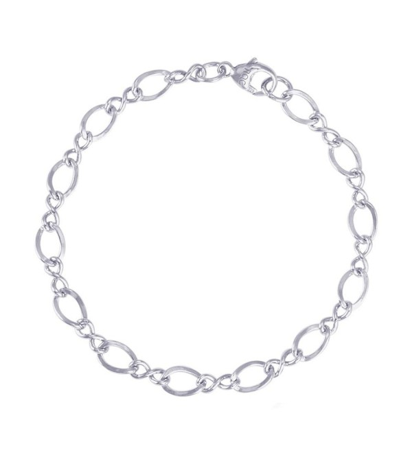 Rembrandt Sterling Silver Bracelet 7 inches - CV11JPYYZ6T
