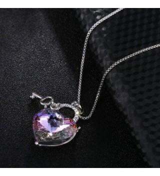 T400 Jewelers Necklace Swarovski Crystals