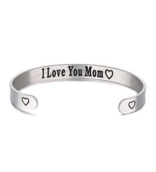 CJ Stainless Bracelet Christmas Mothers