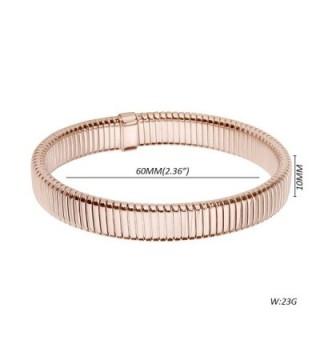 Stainless Tubogas Flexible Wristband Bracelet