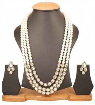 Touchstone Contemporary Collection bollywood necklace