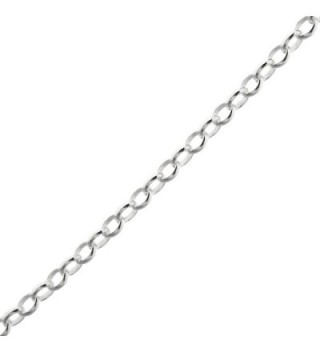 Sterling Silver 2 1mm Belcher Chain in Women's Chain Necklaces