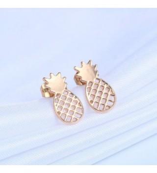 Pineapple Earring Fashion Jewelry Friend