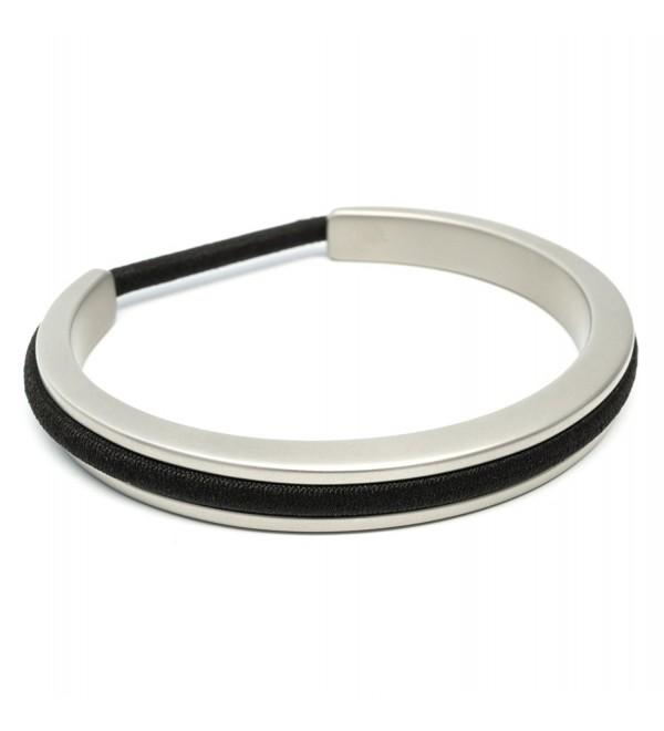 Hair Tie Bracelet - Athleisure by Maria Shireen - Aluminium - Silver - CG12N1AAS7N