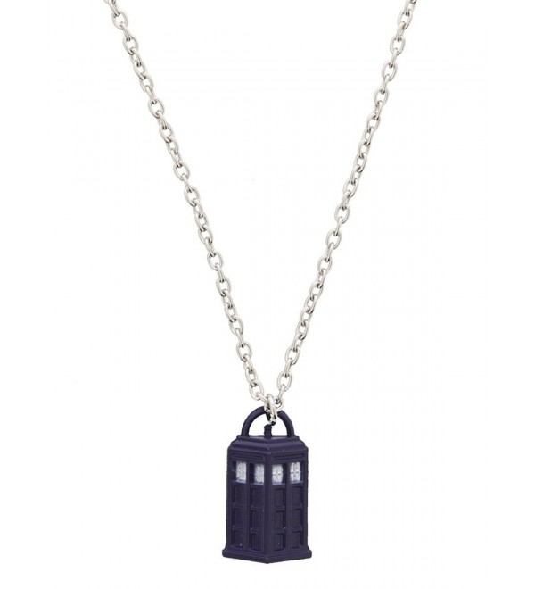 Doctor Who TARDIS Necklace - CG11IT4BMOT