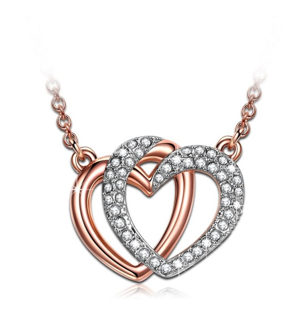 Necklace J NINA Swarovski Anniversary Girlfriend - CH12OD49QJ7