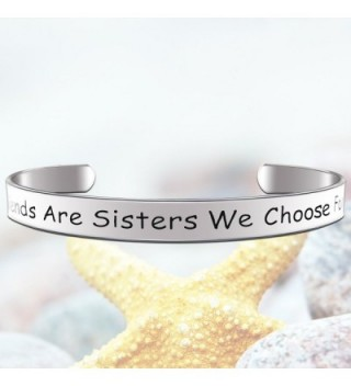 Paris Selection Girlfriends Ourselves Bracelet in Women's Cuff Bracelets