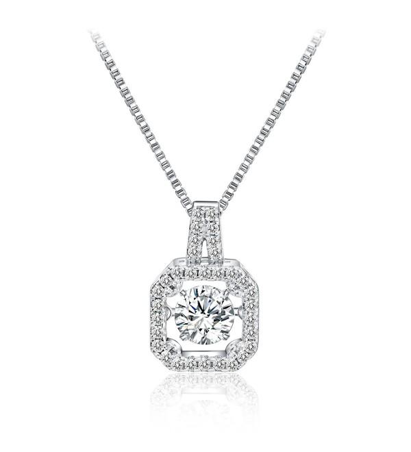 T400 Jewelers Sterling Swarovski Zirconia - CH12N6M1U6Q