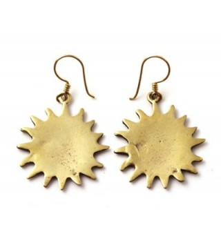 Bohemian Earrings Vintage Thailand Jewelry