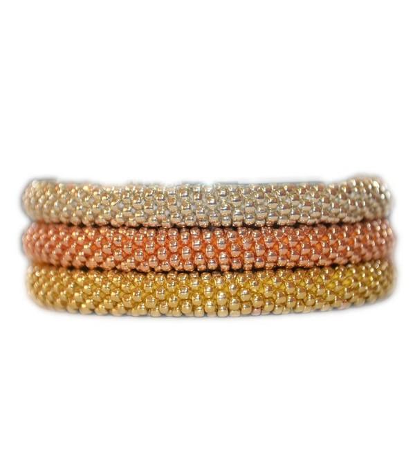 Permanent Galvanised Handmade Bracelets Japanese - CR11H9A0KWD