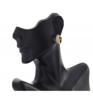 Pop Fashion Pretty Hinged Earrings in Women's Hoop Earrings
