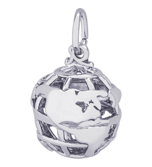 Rembrandt Charms Globe Charm - C6113D90HEL