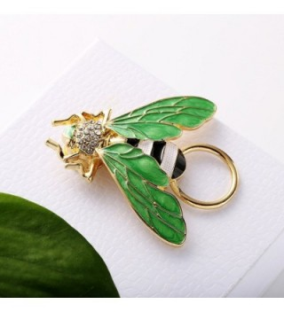 SENFAI Insect Bumble Eyeglass Holder in Women's Brooches & Pins