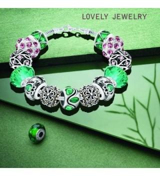LovelyJewelry Birthstone Swarovski Element Bracelet
