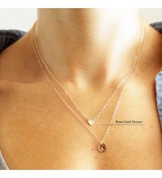 Necklace Bridesmaids Silver Wild Moonstone
