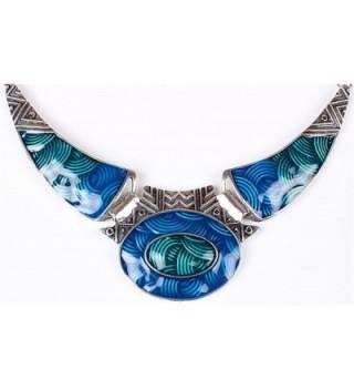 SDLM Vintage Costume Jewelry Necklace in Women's Pendants