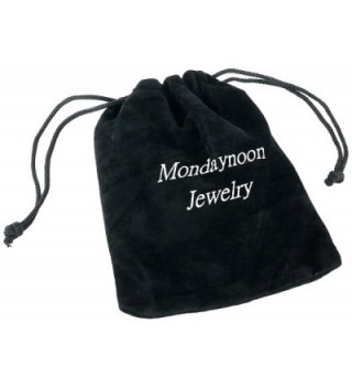 Mondaynoon Forever Necklace Austrian Extender in Women's Chain Necklaces