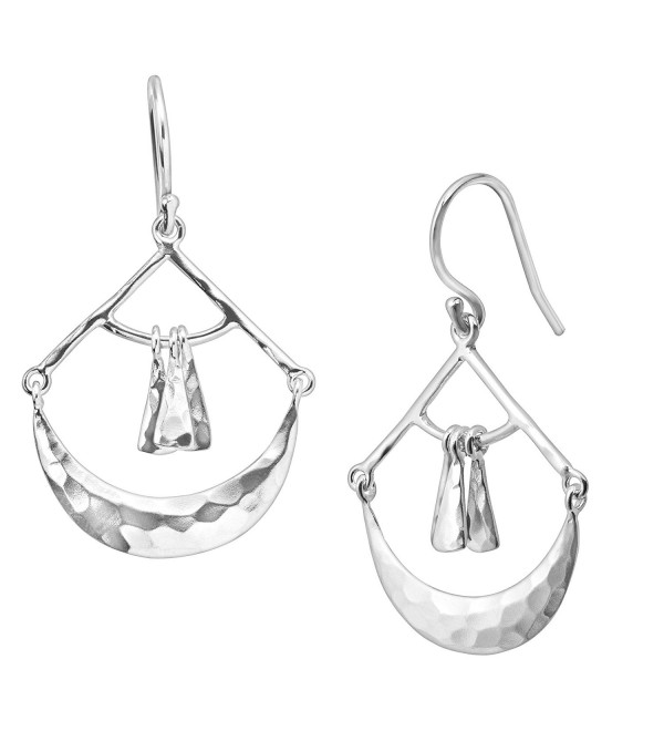 Silpada 'Swing By' Sterling Silver Drop Earrings - C012N9L6DBA