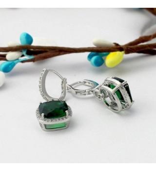 SELOVO Valentines Beautiful Leverback Earrings in Women's Drop & Dangle Earrings