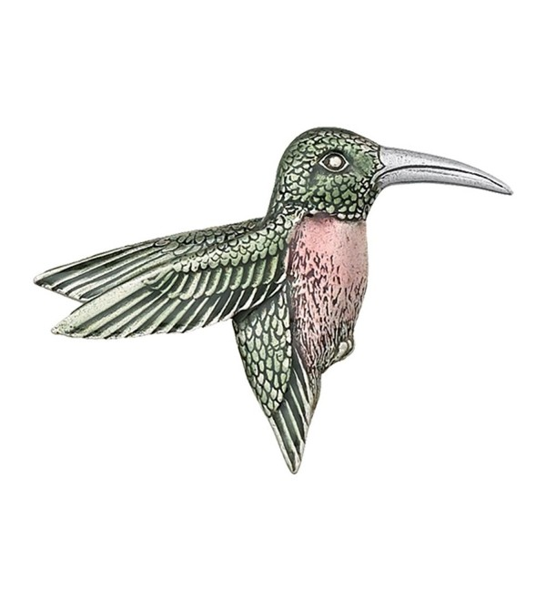 Danforth - Hummingbird Pewter Brooch Pin - CG110MMJIWJ